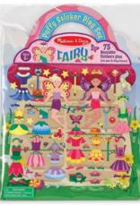 Melissa & Doug Puffy Sticker Play Set - Fairy