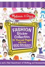 Melissa & Doug Sticker Collection-Fashion
