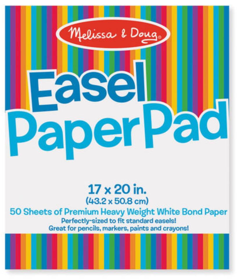 "Melissa & Doug Easel Pad (17"" x 20"")"