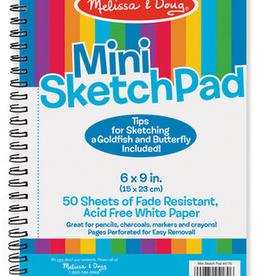 "Melissa & Doug Mini-Sketch Pad (6""x 9"")"