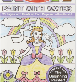 Melissa & Doug Paint With Water- Princess