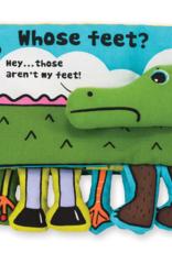 Melissa & Doug K's Kids Books- Whose Feet?