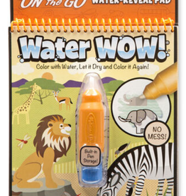 Melissa & Doug WATERWOW! - SAFARI WATER REVEAL