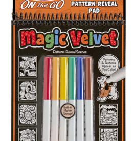 Melissa & Doug Magic Velvet- Animal