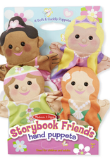Melissa & Doug STORYBROOK FRIENDS HAND PUPPETS