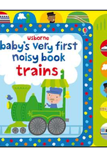Baby's Very First Noisy Book, Trains