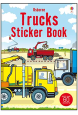 First Sticker Book, Trucks (REV)