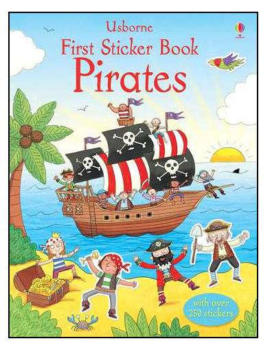 Little Stickers Pirates