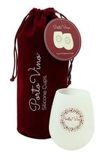 Porto Vino Silicone Cups - 2 pack