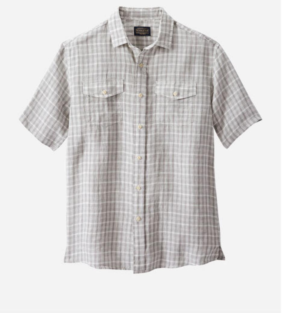 Pendleton Malone Linen Shirt
