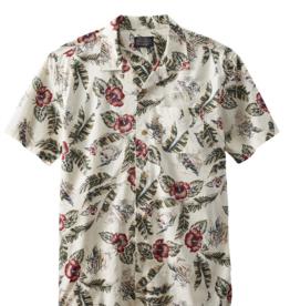 Pendleton Short Sleeved Aloha Printed Shirt