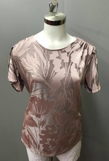 SOUTHERN LADY Short Tulip Sleeve Top