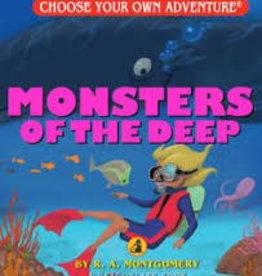 ChooseCo CYOA Monsters of the Deep
