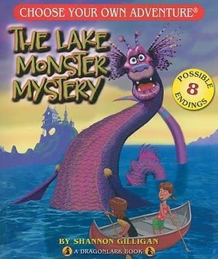 ChooseCo CYOA The Lake Monster Mystery