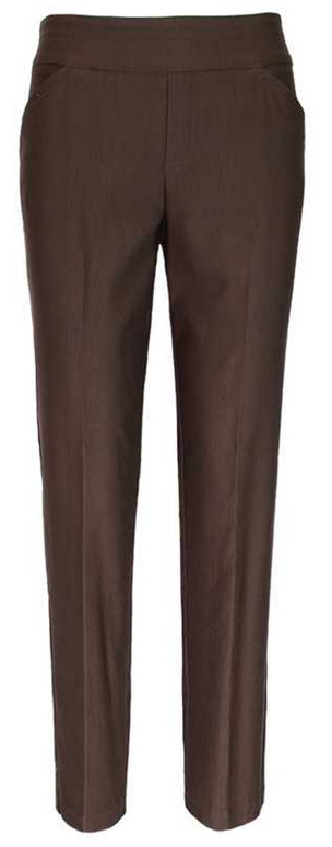 N TOUCH Caffeine Herringbone Pants