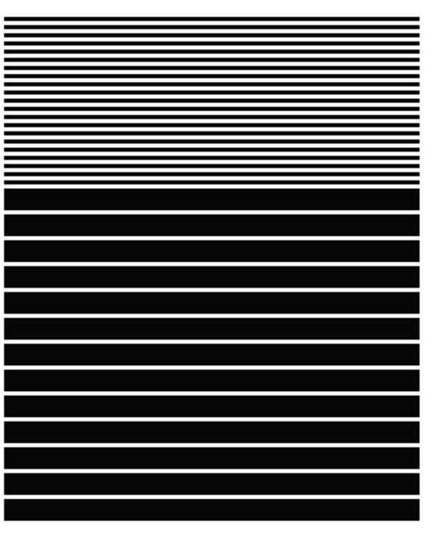 SOUTHERN LADY White/Black Long Sleeve Diane Stripe Top