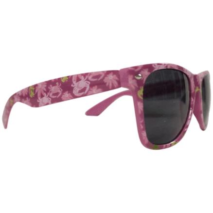 Pennington Crab & Black Eyed Susan Pattern (Pink) / Shades