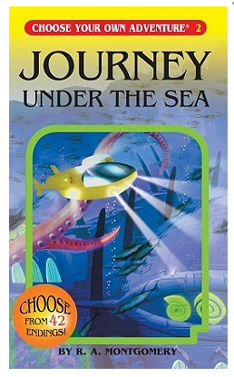 ChooseCo CYOA Journey Under the Sea