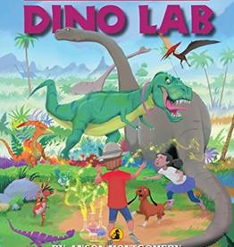 ChooseCo CYOA Dino Lab
