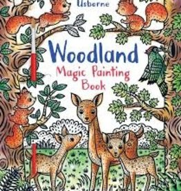 Woodland Magic Painting Book