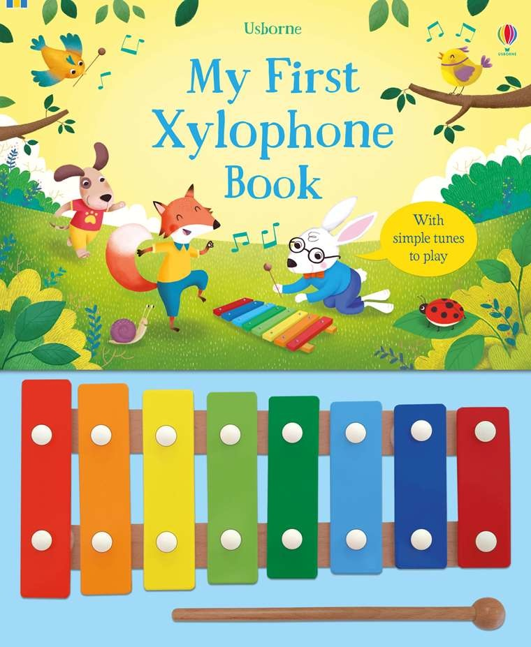 My First Xylophone Book IR