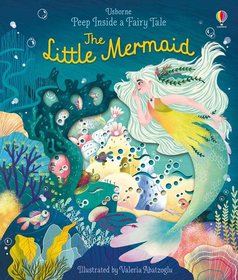 Peek Inside a Fairy Tale: The Little Mermaid