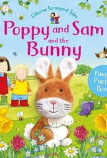 Poppy and Sam and the Bunny Finger Puppet Book