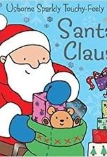Santa Claus Touchy Feely