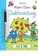 Wipe-Clean Subtracting