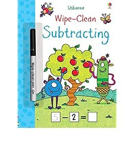Wipe-Clean Subtracting