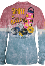 Simply Southern SS Simple Water Bottle Long Sleeve