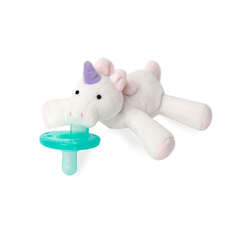 WubbaNub WubbaNub Blush Pink Unicorn