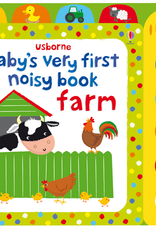 Baby 's Very First Noisy Book Farm