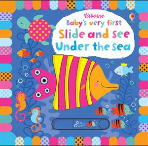 Baby's Very First Slide & See Under Sea