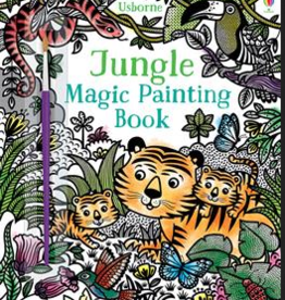 Magic Painting Book Jungle