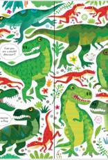 Dinosaur Book w/Jigsaw Puzzle