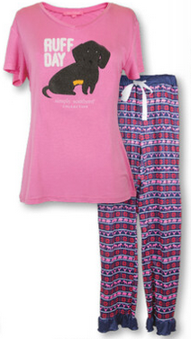 Simply Southern Youth PJs Ruff