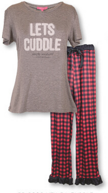 Simply Southern Youth PJs Cuddle