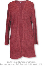 Simply Southern SWTR Chenille Cardigan