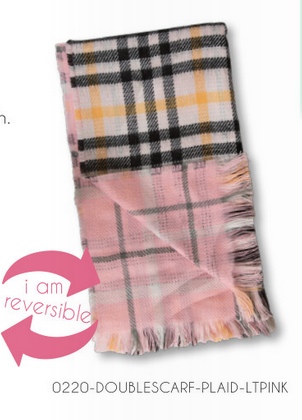 Simply Southern Double Scarf