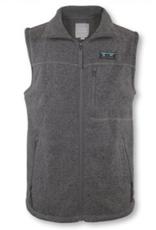 Simply Southern SS Men's Black Knit Vest