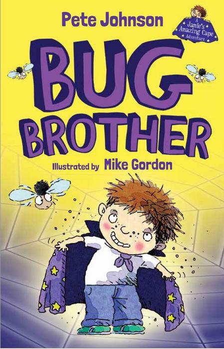 Jamie's Amazing Cape Adventures Bug Brother