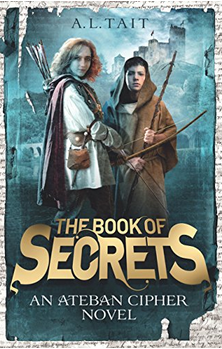 Ateban Cipher - The Book of Secrets #1
