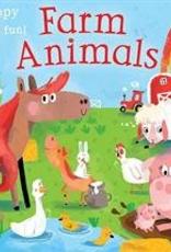 Flippy Floppy Farm Animals