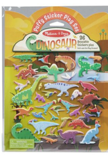 Melissa & Doug Puffy Sticker Pad - Dino