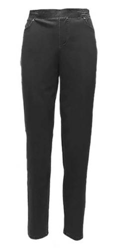LINKS Black Pull-On Pants