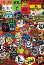 White Mountain Puzzle Pacific Northwest Beers