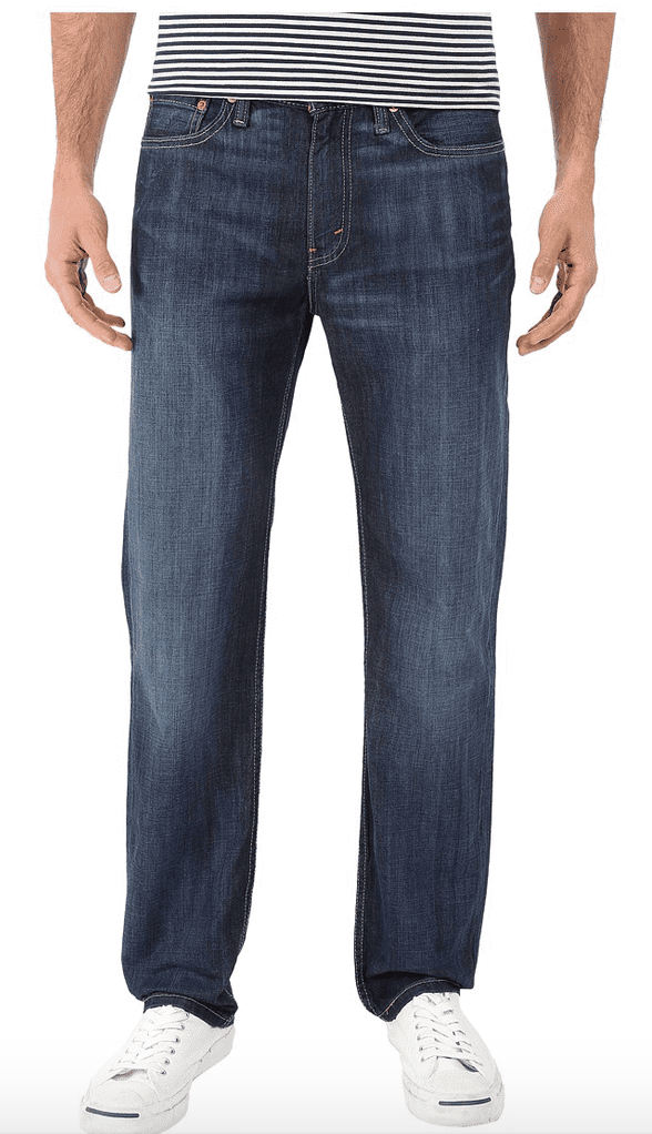 LEVI 514 Straight Leg, Shoestring, 32X36