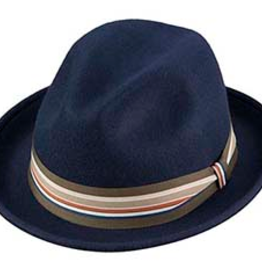 Broner Hats 73-634, Chivalry Hat, Navy