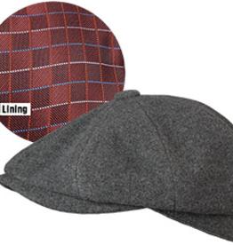 Broner Hats 72-023, O'Malley Cap, Charcoal
